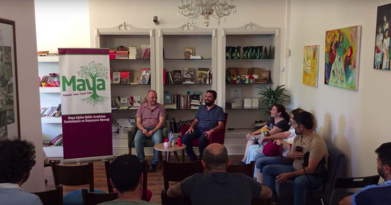 Maya Umut Sohbetleri: Bülent Şık