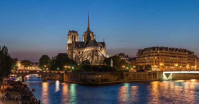 Paris'i Anlatmak