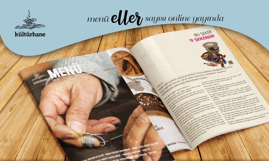 Eller (Ocak 2021) Menü/Dergi