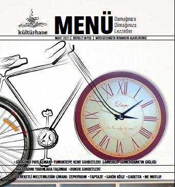 Bisiklet Sayısı (Mart 2021)- Başlarken